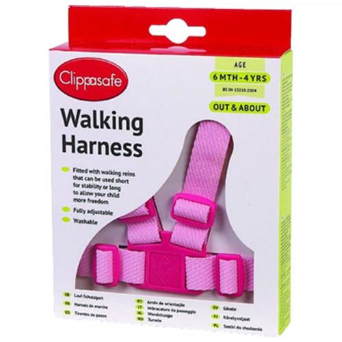 Clippasafe Walking Harness