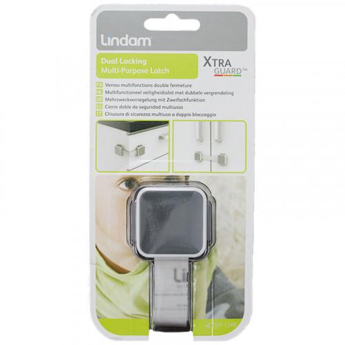 Lindam Dual Locking Multi-Purpose Latch