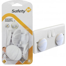 Safety First Socket Inserts