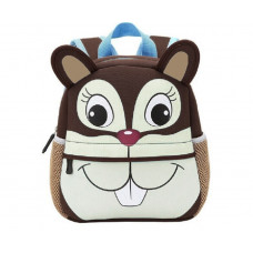 Cool Kid Toddler Mini School Bags: Squirrel