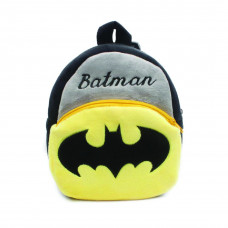 Cute Cartoon Kid Splash Mini Backpack: Batman