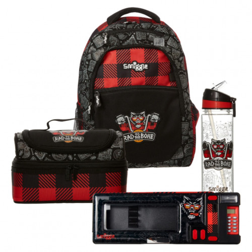 Smiggle Express School Gift Bundle - Black