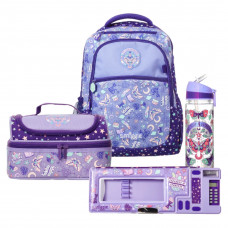 Smiggle Express School Gift Bundle - Lilac