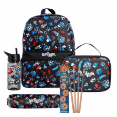 Giggle By Smiggle And Scented Pencils Gift Bundle - Black