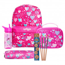 Giggle By Smiggle And Scented Pencils Gift Bundle - Pink