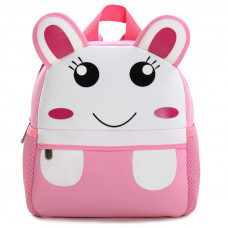 Cool Kid Toddler Mini School Bags: Rabbit