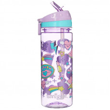 Smiggle Stylin' Drink Up Water Bottle
