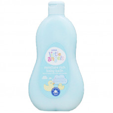 Asda Little Angel's Moisture Rich Baby Bath 500 mL