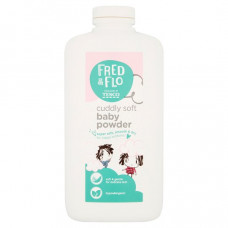 Fred and Flo Cuddly Soft Baby Powder 400g