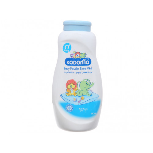 Kodomo Baby Powder Extra Mild 400 gm