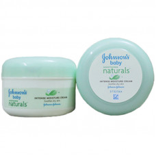 Johnson's Baby Natural Moisture Cream 200 mL