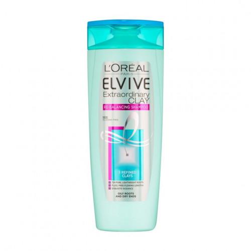 L'Oreal Elvive Extraordinary Clay Shampoo