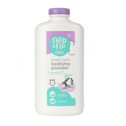 Fred and Flo Sleep Tight Bedtime Baby Powder 400g