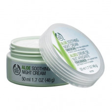The Body Shop Aloe Soothing Night Cream 50 mL