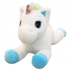 Unicorn Toy Blue