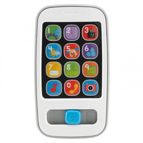 Fisher-Price Laugh and Learn Phone Grey
