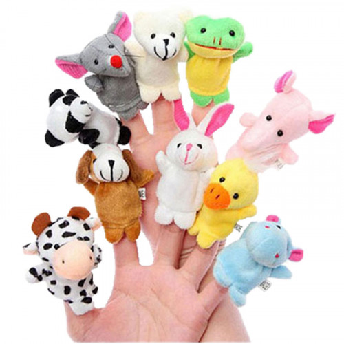 Finger Animal Toys
