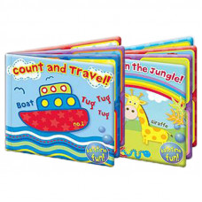 First Step Baby Bath Book