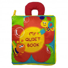 Baby Soft Quiet Book