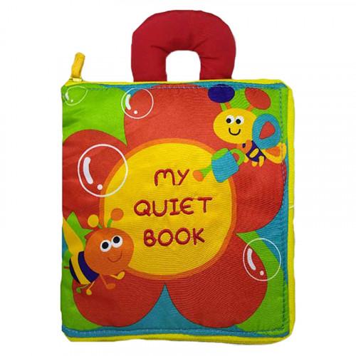 Baby Soft Quiet Book