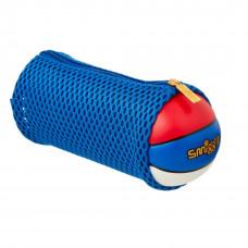 Smiggle Basketball Mesh Net Pencil Case Blue