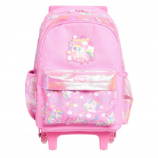 Smiggle Light Up Wonder Junior Trolley Backpack