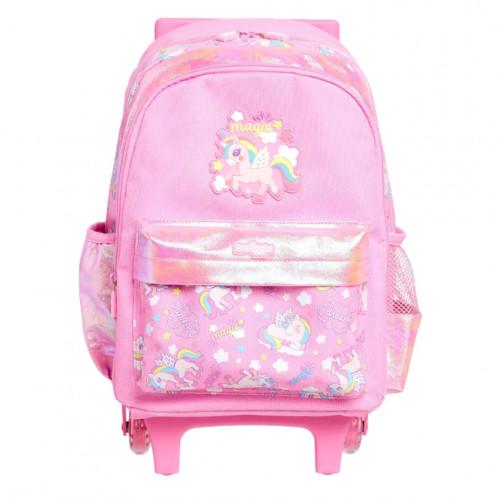 Smiggle Light Up Wonder Junior Trolley Backpack