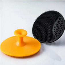 Soft silicone Hair Wash Brushes for Babies