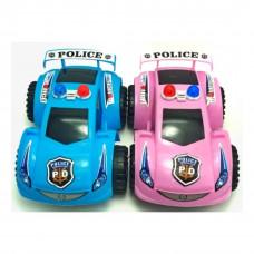 3D Fiction Police Car