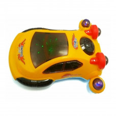 3D Space Racing Car