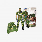Military Heroes Super Combat set