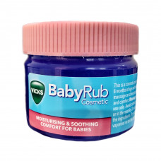 Vicks Babyrub Cosmetic 50 gm.