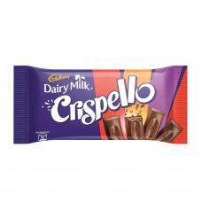 Cadbury Dairy Milk Crispello Chocolate Bar 35gm