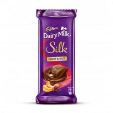 Cadbury Dairy Milk Silk Fruit & Nut Chocolate Bar 36 gm