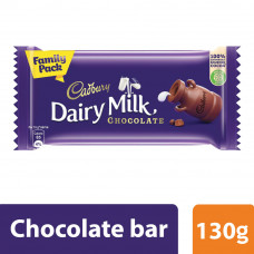 Cadbury Dairy Milk Silk Chocolate Family pack 130gm