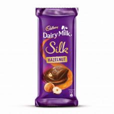 Cadbury Dairy Milk Silk Hazelnut Chocolate Bar 143gm