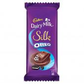 Cadbury Dairy Milk Silk Oreo Chocolate 130gm