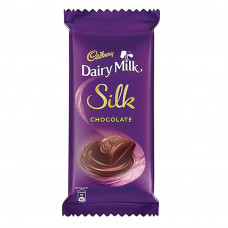 Cadbury Dairy Milk Silk Plain Chocolate 150gm