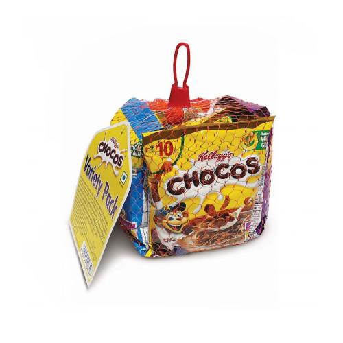 Kellogg's Chocos Chocolate Breakfast Cereal Variety Pack 5X26gm