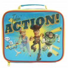 Disney Pixar Blue Toy Story 4 Lunch Bag