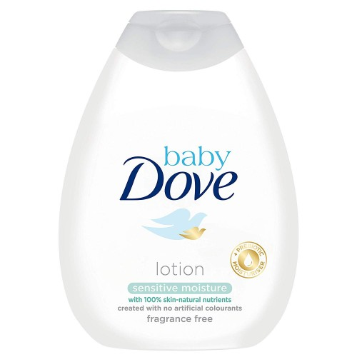 Dove Body Lotion Baby Sensitive Moisture 400 ml