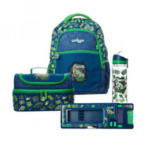 Smiggle Express School Gift Bundle - Navy