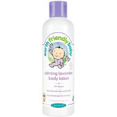 Lansinoh Earth Friendly Baby Organic Body Lotion Lavender 250ml