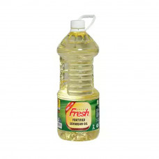 Fresh Soybean Oil 2 ltr
