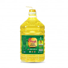 Fresh Soybean Oil 5 ltr
