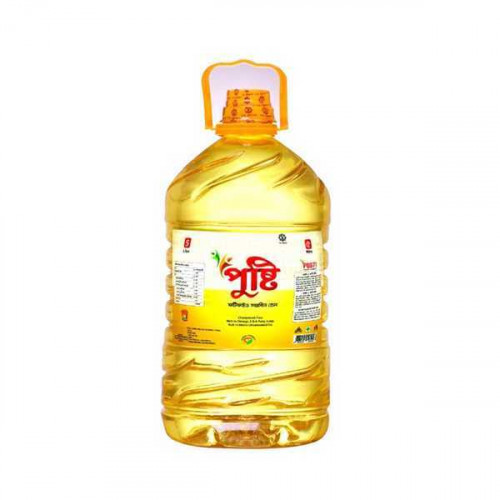 Pushti Soybean Oil 5 ltr