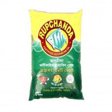 Rupchanda Soybean Oil (Poly) 1 ltr
