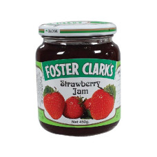 Foster Clark's Jam Strawberry 450 gm