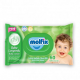 Molfix Wet Wipes With Lid 60 Pcs