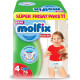 Molfix Baby Diaper Pants Super Pack Maxi 9-14 kg 76 Pcs (Made in Turkey)